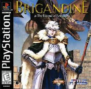 Screenshot Thumbnail / Media File 1 for Brigandine - Legend of Forsena [U]